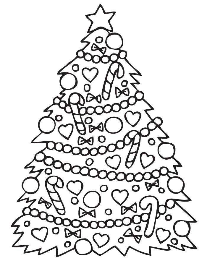 Imagenes De Adornos De Navidad Para Colorear.Imagenes De Navidad Para Colorear Dibujos De