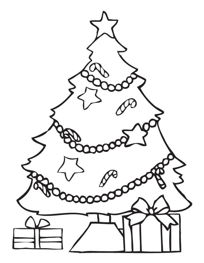 Imagenes de Navidad para colorear  Dibujos De