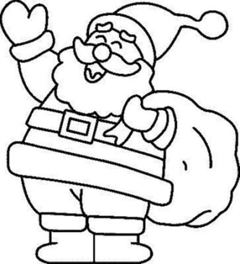 imagen-de-santa-claus-papa-noel-con-regalos-de-navidad ...