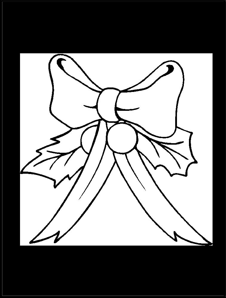 mono-de-navidad-para-imprimiy-recortar-y-colorear - Dibujos De