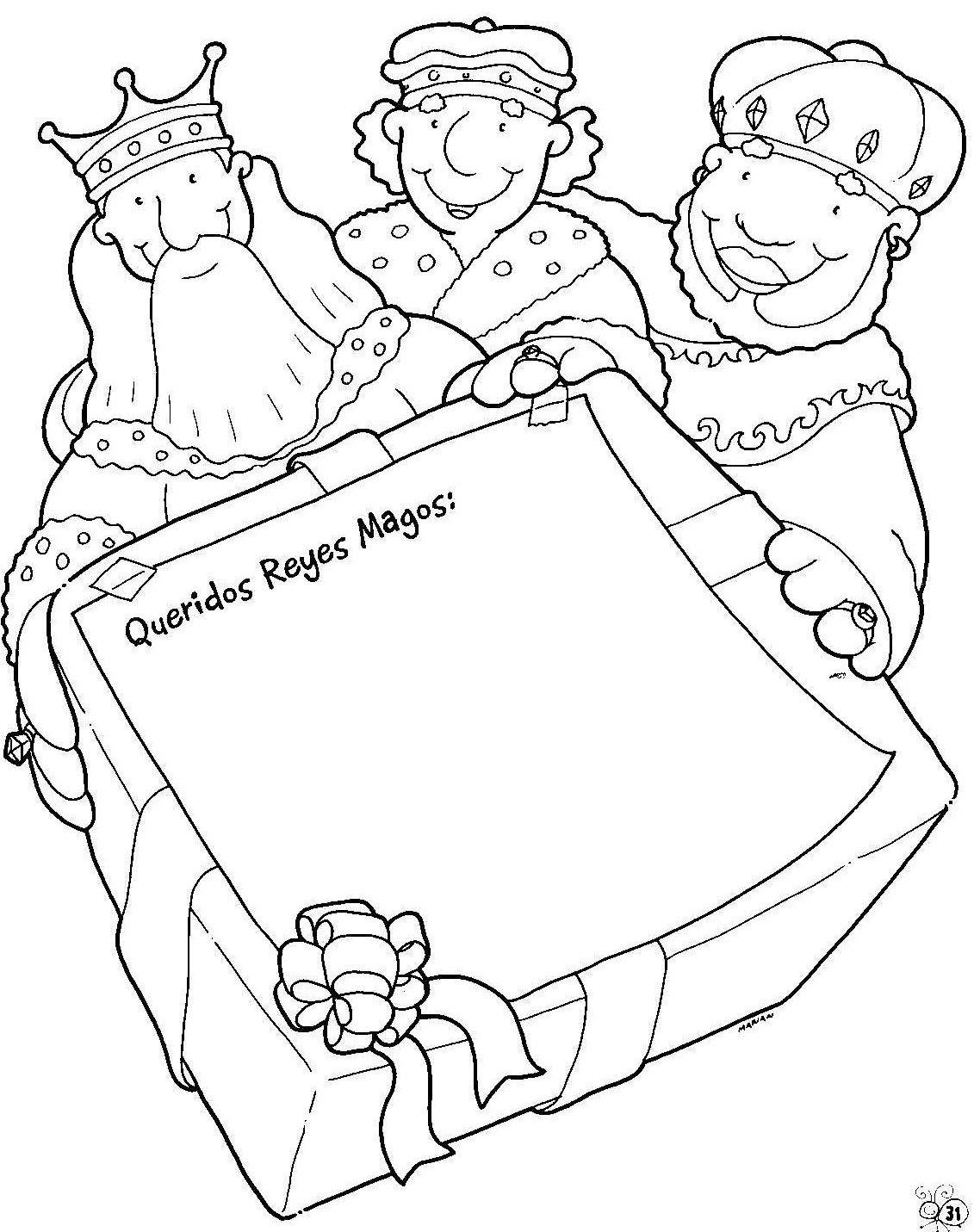 Worksheet. Imgenes de Reyes Magos para colorear  Dibujos De