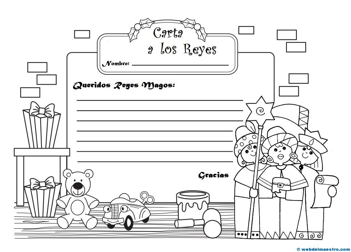 formato-de-carta-a-los-reyes-magos-para-pedir-regalos-para-imprimir ...