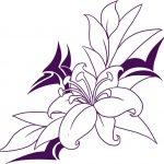 Imagen de Flor para Iluminar y colocar en tu casa