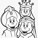 Los reyes magicos
