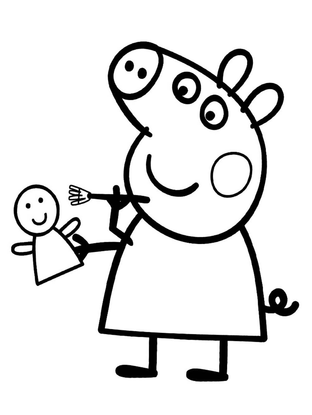 peppa-pig-jugando-con-su-juguete-imagen-para-iluminar-y