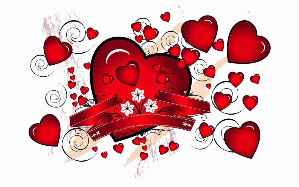 Imagenes De San Valentin Para Colorear Dibujode