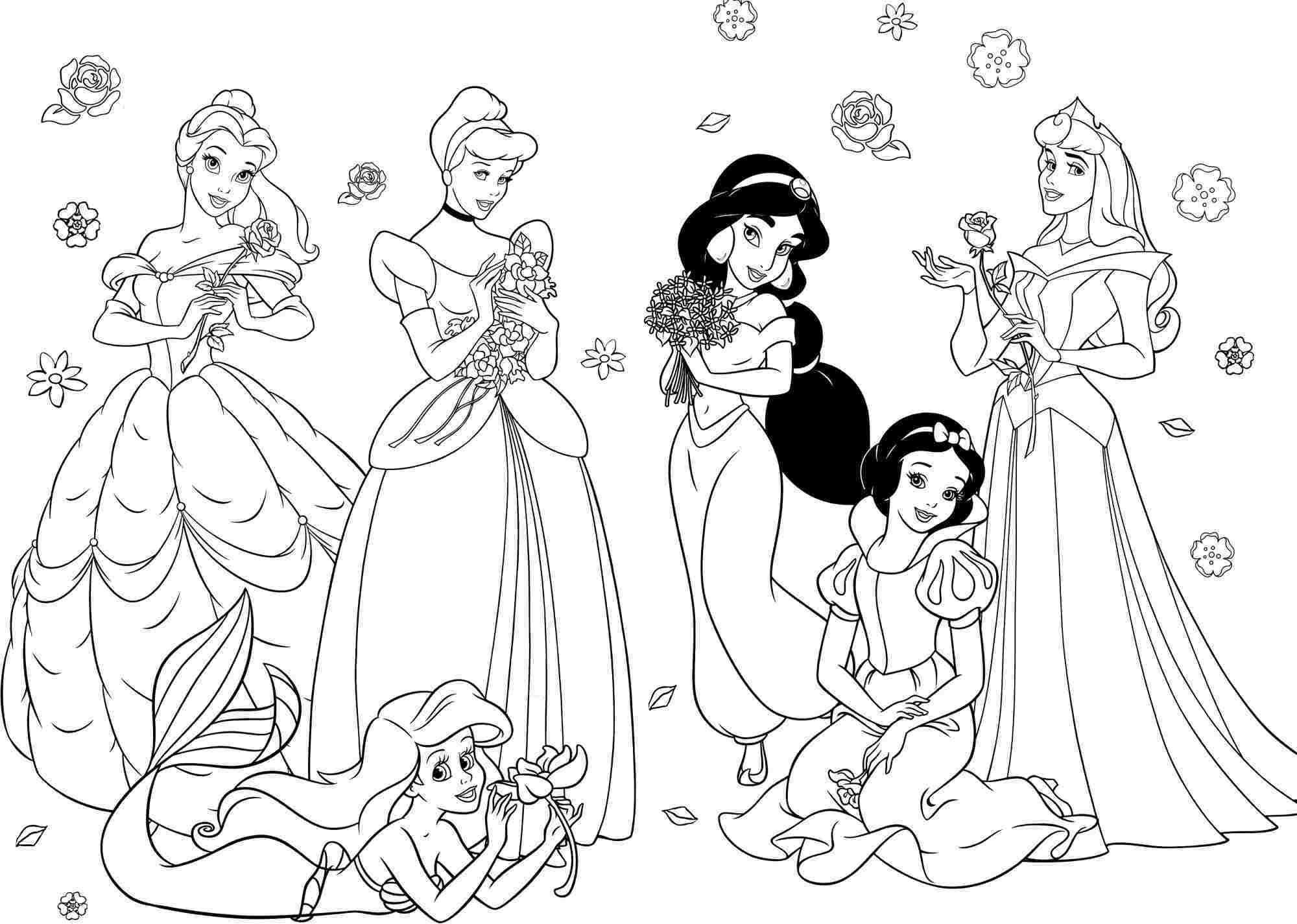 Dibujos Para Colorear Disney Colorear Dibujos Disney
