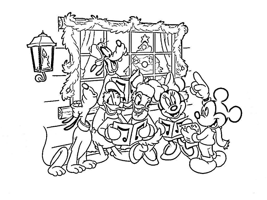 Famoso Disney Junior Navidad Para Colorear Galería - Ideas Creativas ...