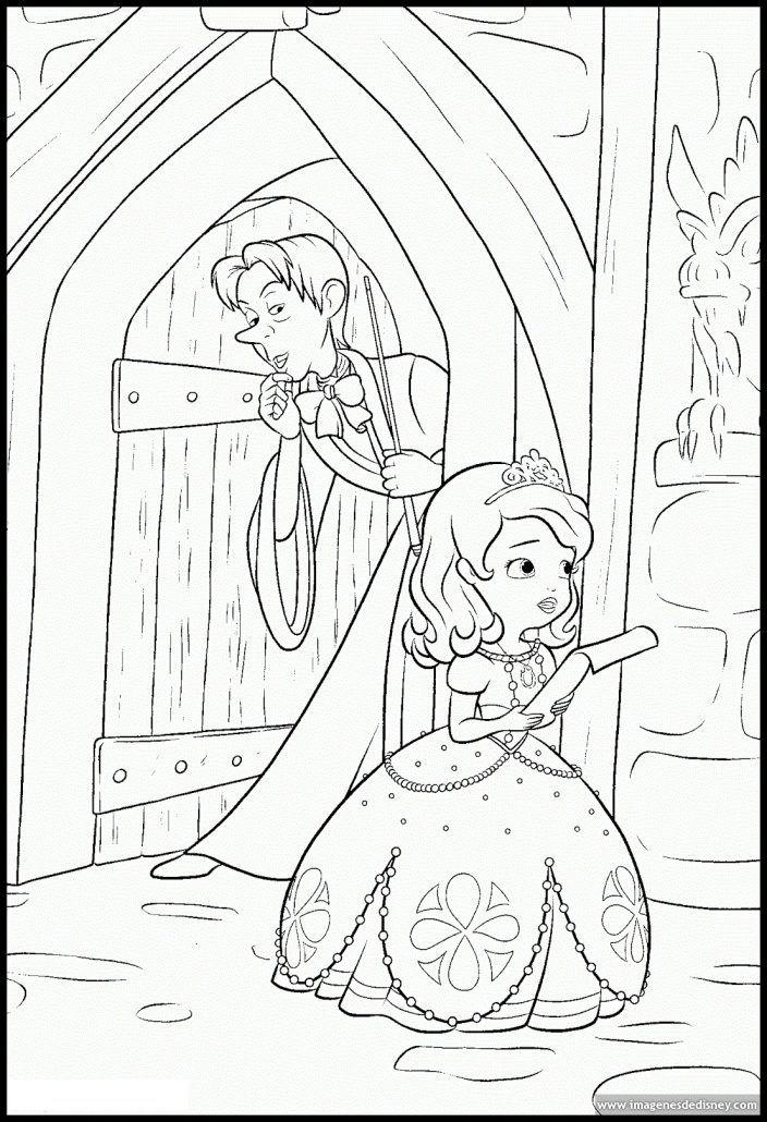 Imagenes Infantiles Para Colorear E Imprimir De Disney ...