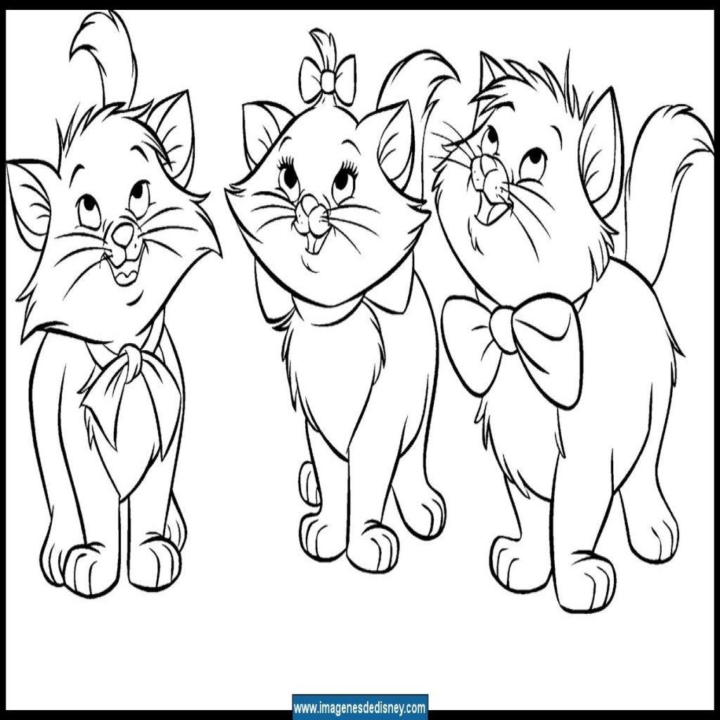 Imagenes Animados De Disney Para Colorear Con Dibujos