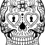 Imagen para dibujar colorear recortar y adornar