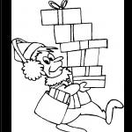Imagen de Grinch feliz regresando los regalos