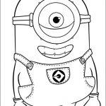 Carl Minions personaje de mi villano favorito