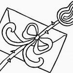 carta de amor y rosa flor para regalar en san valentin