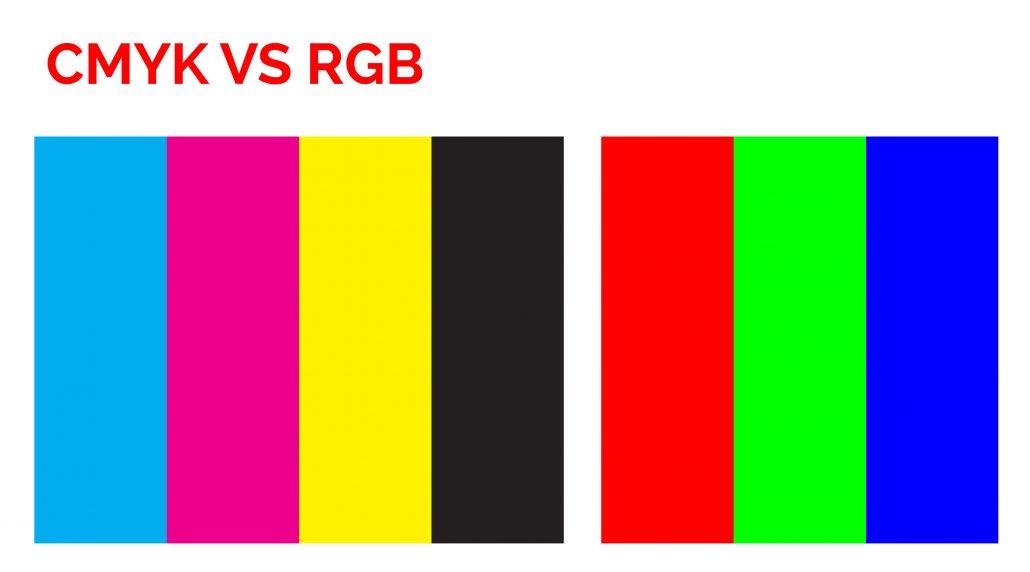 CMYK vs RGB - que es el cmyk y que relacion tiene con el arte de imprimir